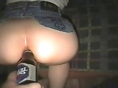 Home Real Beer Bottle Anal
