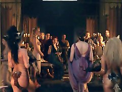 Spartacus: Vimma kohtaus 01