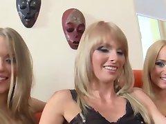 के साथ रूसी नंगा नाच:जेसिका मिलर,Wiska ई Barbariska