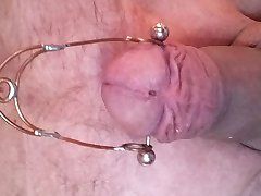 Piercing avec traction