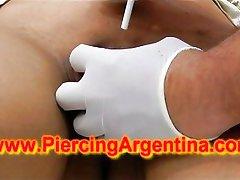 Piercing en el Clitoris - Colocación Genital