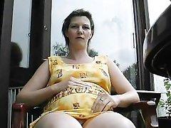 בהריון בוגר בחורה מקבל זיינו