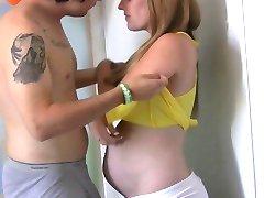 크리스티 임신