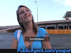 PublicAgent Is she the Next Top Model?