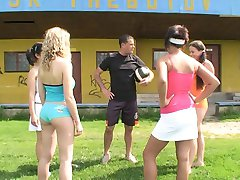 Sporty Teens Video