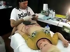 Orgasme door Tattoo