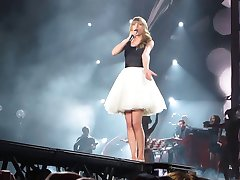 Taylor Swift realizar em Detroit