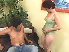 ラテンの成熟した女性9