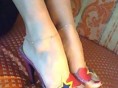 MILFsexy feet