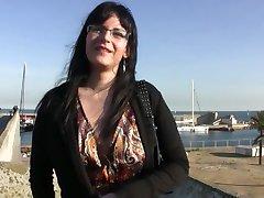 Desconhecido espanhol menina transa por dinheiro
