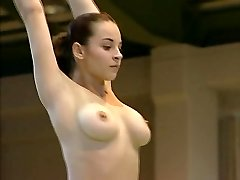 Naken Gymnast Corina Ungureanu FULL VIDEO
