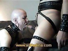 AntiaDina Privat Fetisch Filme
