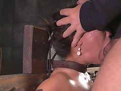 bdsm rīkles fuck deep throat