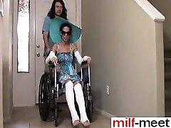 Geil Nicht Son fickt Mutter Nicht in Wheelc - Sie ist auf MILF-ME