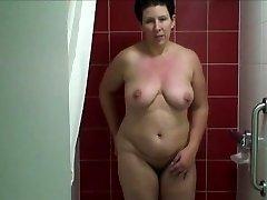duş zamanı