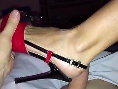 Voci and ultra high heels