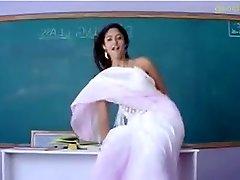Actress Ileana as Schoolteacher