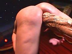 monster dildo anal