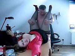 Boss super hot plumb his Secretary(GETLaid24-com)