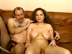 FRENCH CHUBBY BUSTY Casting - HARDCORE Unexperienced  -JB$R