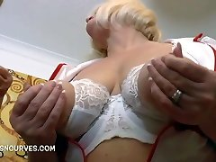 Nasty mature British Nurses
