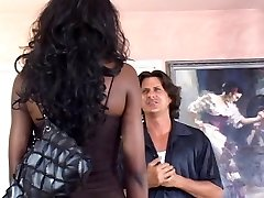 Nyomi Banxxx - Black Women & Trashy White Studs
