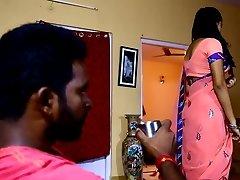 Telugu Steamy Actress Mamatha Super-fucking-hot Romance Scane In Dream