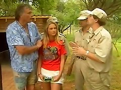 Ash-blonde Kruger Park