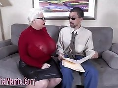 Fat Ass Monster Saggy Breast Plump Super-bitch Claudia Marie Fucked