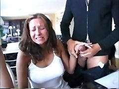Compilation Hot chicks reacting to ample pricks