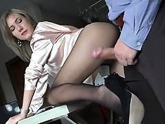 Hot porn industry star fetish and creampie