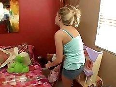 Teen Sitter Gets Fucked
