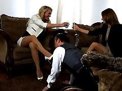 The magic of dominant gals 5