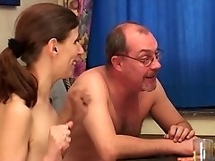 Amateur mature ambisexual foursome