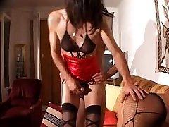 Nabila and a crossdresser
