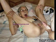 ILoveGrannY Nude Mature Photos Compilation