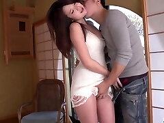 Erotic fantasy with Asian model Yukina Saeki