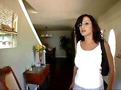 sexy step-mom lisa ann