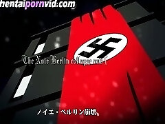 Hot Ash-blonde Anime Bitch Gets Bound Part2