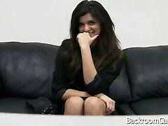 Ass Fucking casting couch penetration