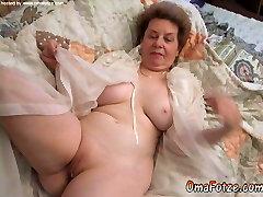 OmaFotzE Hot Old Pussies Compilation Slideshow