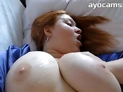 Chubby Ample Natural Tits Step Mother