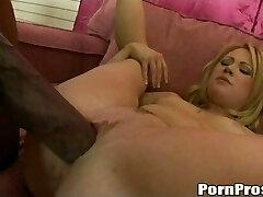 Megan & Sindee fucked with massive dick