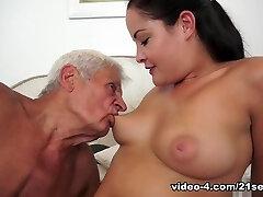 Hottest pornstar Dolly Diore in Best Facial Cumshot, Cunnilingus porn scene