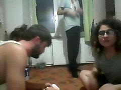 Turk sex party ( şişe çevirmece üniversiteliler )