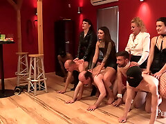 Mistresses' Party - Goddesses Need To Unwind