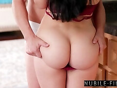 Sexy Dark-haired Alex Coal Can't Get Enough of Her BFs Huge Rod - S37:E13