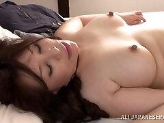 Hot mature Asian babe Wako Anto likes position Sixty-nine