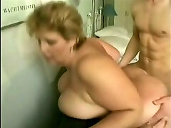 granny with big tits nails young guy