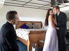 wedding dress sequence 1
